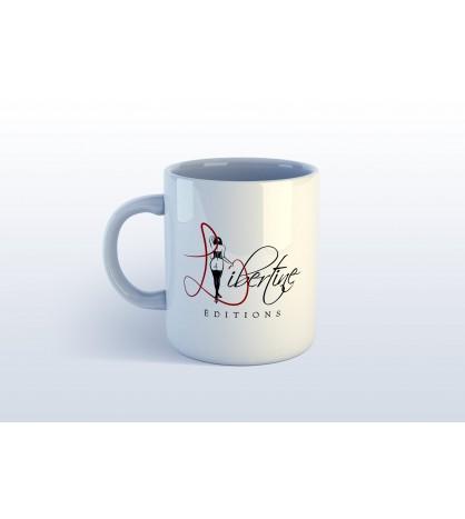 Mug Libertine Blanc