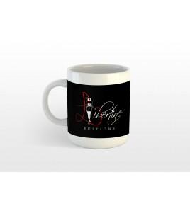 Mug Libertine Logo N&R